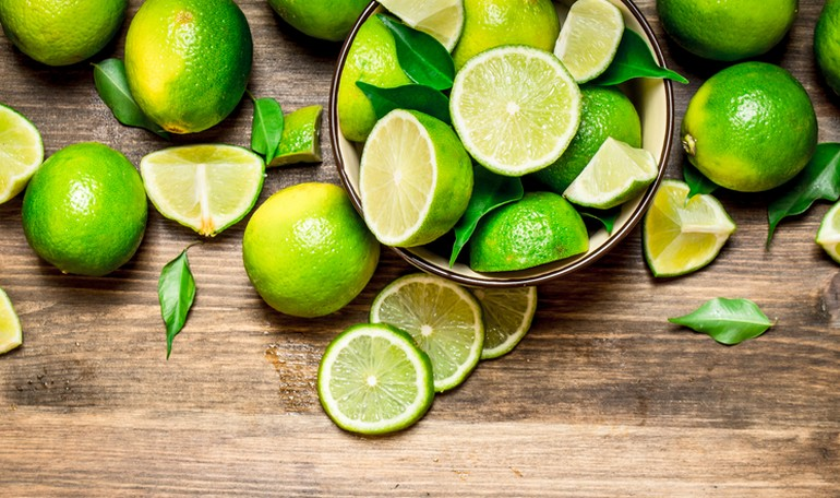 Lime: not only for cocktail