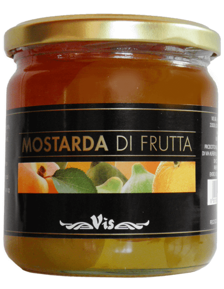 Fruit Mostarda The taste of the ancient preserves Fruit Mostarda