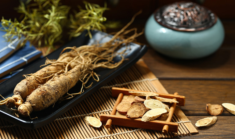 Ginseng: the root of heaven