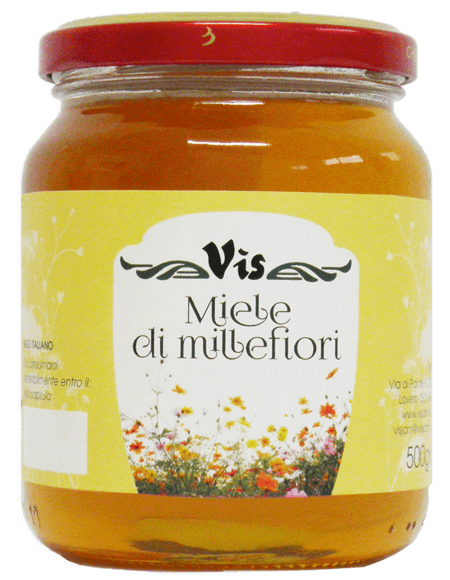500g line Italian Honey Mixture of flower essences