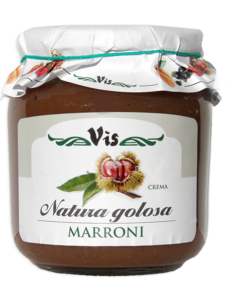 Natura Golosa Cream 400g Chestnut cream