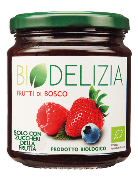Biodelizia The taste of nature Wildberries