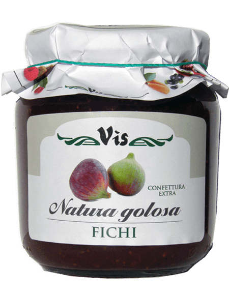 Extra jam 400g Figs