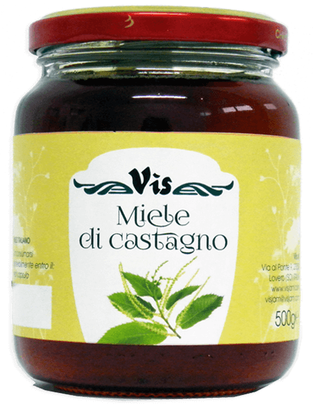 500g line Italian Honey Chestnut